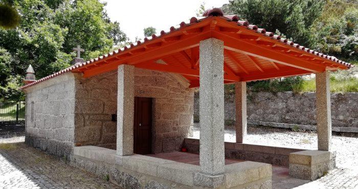 Capela S. Sebastião da Geira, PR9 - Trilho da Geira