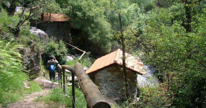 PR12 - Trilho dos Moinhos de Sta. Isabel do Monte, Moinhos