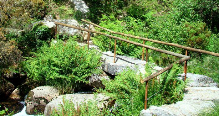 PR12 - Trilho dos Moinhos de Sta. Isabel do Monte, Ponte
