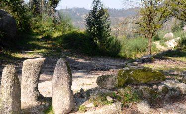 PR13 - Trilho da Caniçada, Percurso Pedra