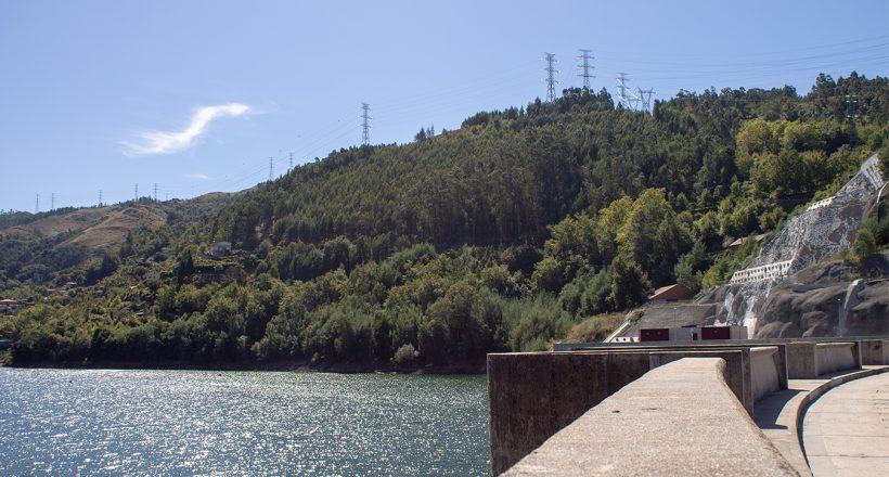 Vista Paredão da Barragem da Caniçada, Paradela - Valdosende
