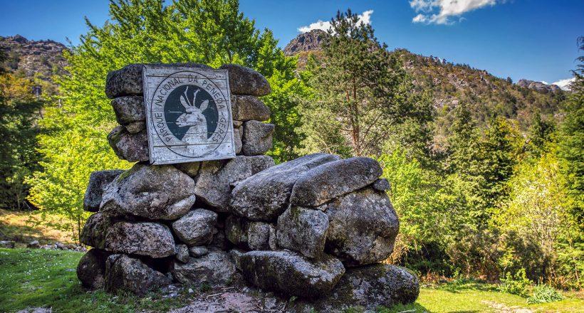 Placa Parque Nacional, Mata de Albergaria