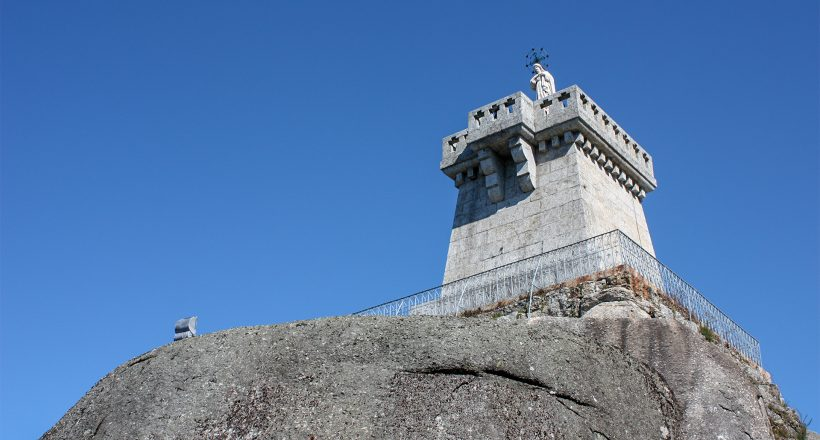 Monumento ao Bom Jesus das Mós
