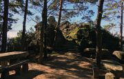 Miradouro Pedra Bela, acesso miradouro velho