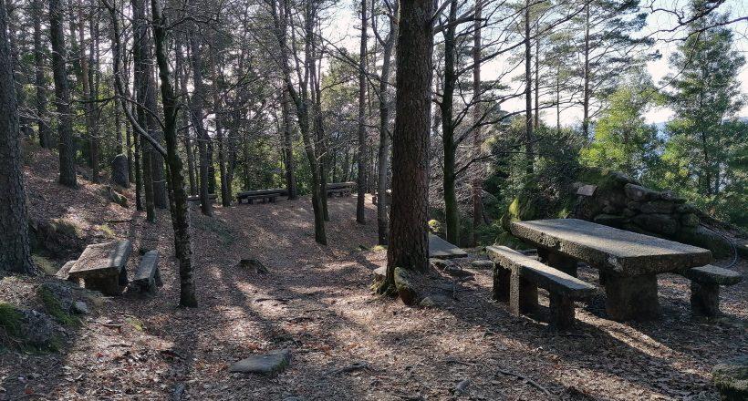 Miradouro Pedra Bela, Parque Merendas