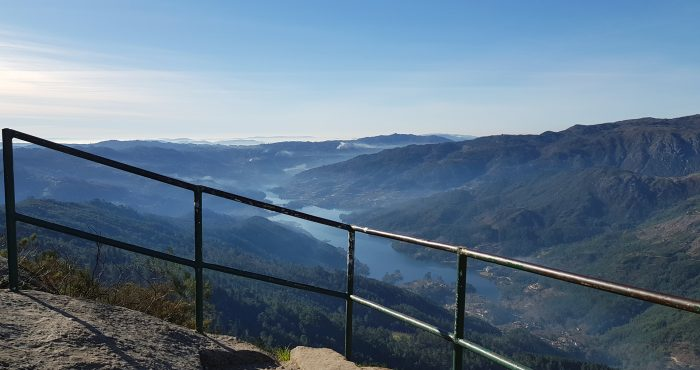 Miradouro Pedra Bela, Vista