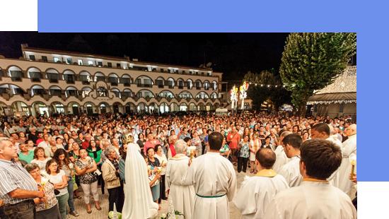 Procissão, Festas e Romaria de S. Bento da Porta Aberta