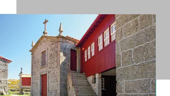Casa dos Bernardos - Sta. Isabel do Monte, Terras de Bouro