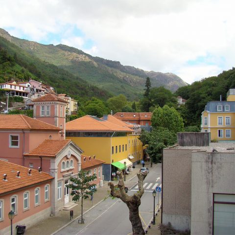 Vista Vila do Gerês, Centro de Animação Turística