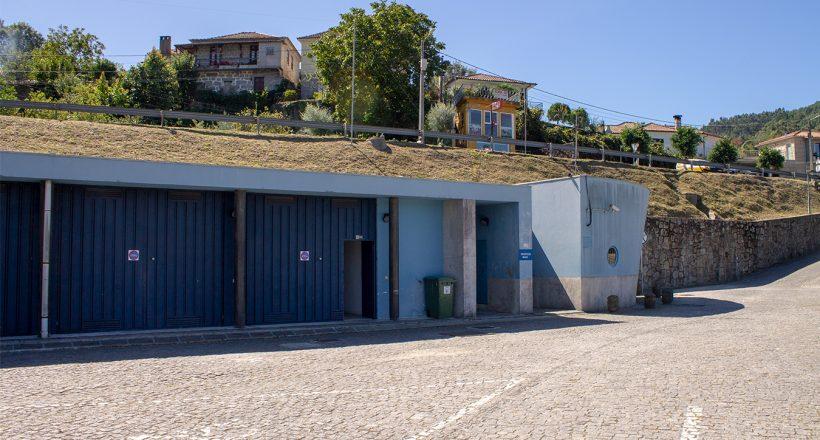 Edifício Centro Náutico Rio Caldo