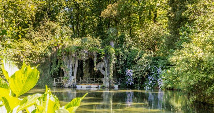 Lago, Parque Tude de Sousa (Termas do Gerês)
