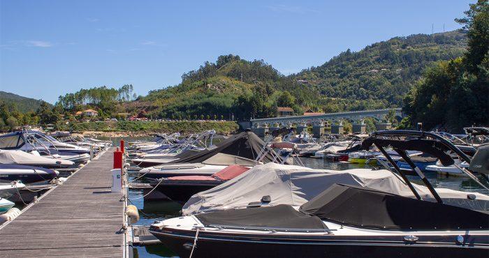 Plataforma Marina de Rio Caldo, Terras de Bouro