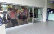 Receção - Piscina Municipal de Terras de Bouro
