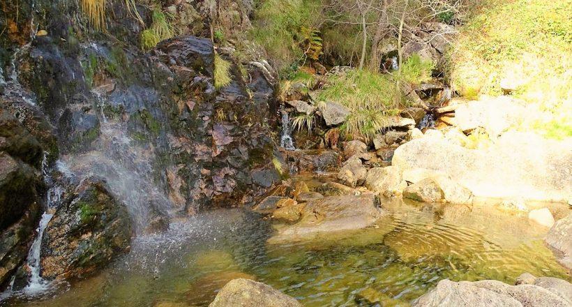 Cascata de Leonte