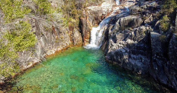 Cascata da Portela do Homem, Lagoa