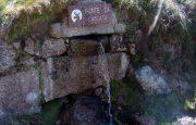 Cascata do Arado, Fonte