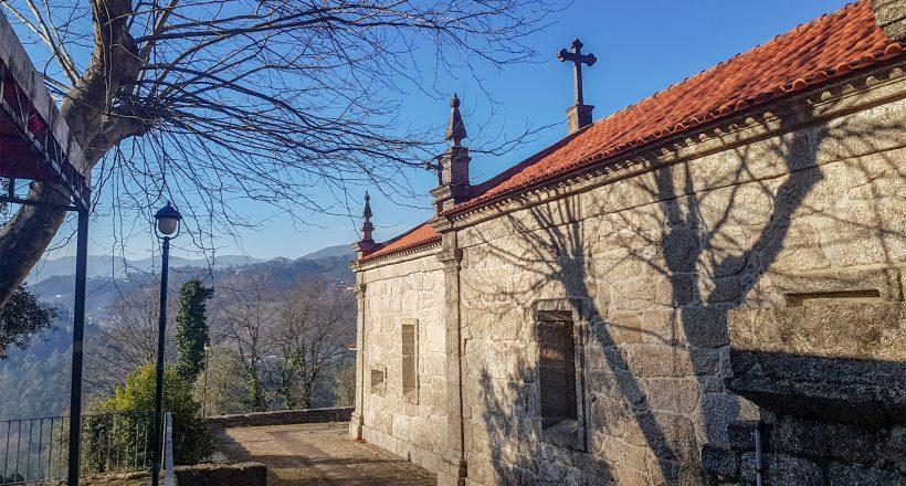 Santuário Nª Srª do Livramento, Lateral Igreja