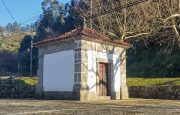 Santuário Nª Srª do Livramento, Capela Srº dos Aflitos