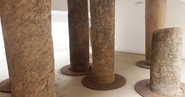 Galeria Marcos Miliários, Marcos Miliários