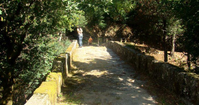 Ponte de Quintão, Carvalheira