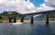 Pontes de Rio Caldo, Jetski