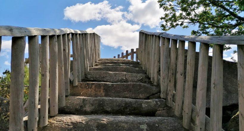 Escadas para o Céu, Miradouro da Ermida, Terras de Bouro