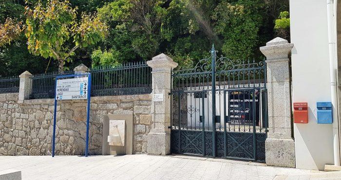 Entrada Parque S.Bento
