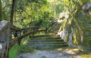 Parque S.Bento, escada