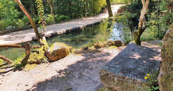 Parque S.Bento. lago