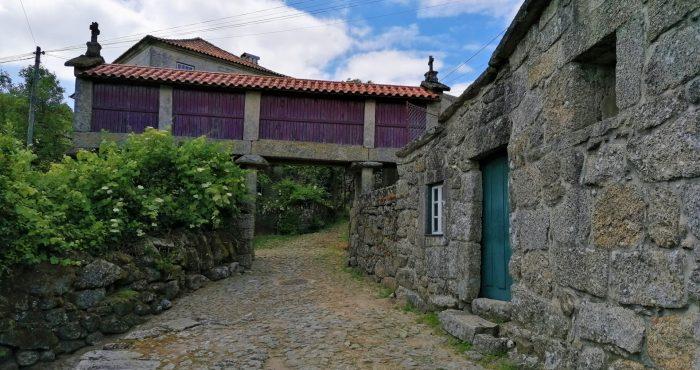 Aldeia de Cutelo, Espigueiro