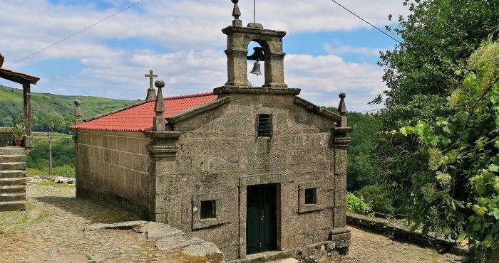 Aldeia de Cutelo, Capela