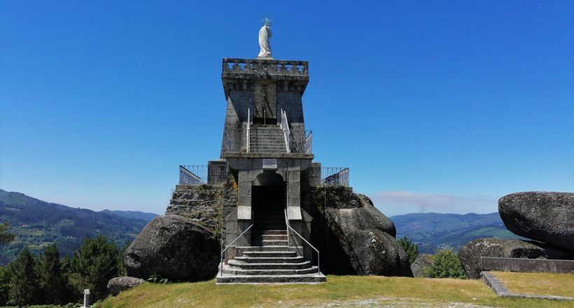 Bom Jesus das Mós, Monumento