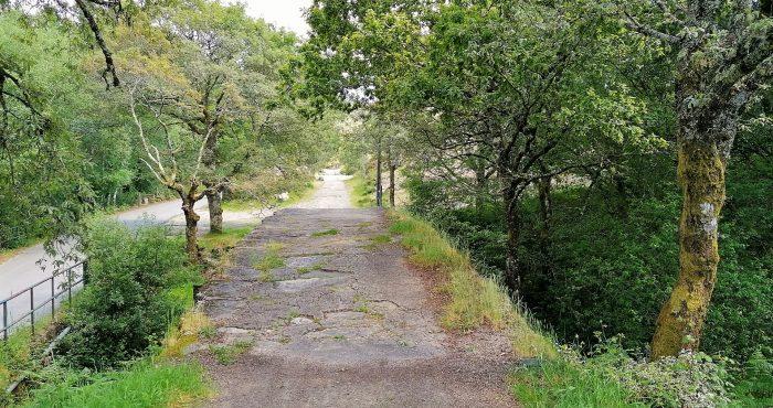 Campo do Gerês, Ponte de Eixões